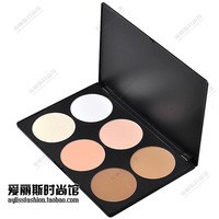 Chromophous 6 blush makeup bare wheel combination beauty tools
