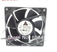 AFB1212SHE-R00 12038 12cm 12V 1.6A fan stopped alarms