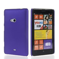Hard Rubberized Rubber Coating Devise Back Case Cover For Nokia Lumia 625
