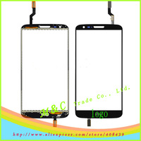 White/Black Free Shipping Original Touch Screen For LG G2 D802 D803 D802TA VS980 Touch Screen Digitizer Glass Replacement+Tools