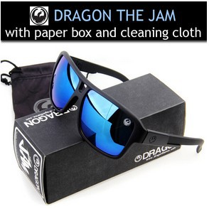 With Original Pack New Arrival America 2014 Hot Brand Sunglasses Dragon the JAM goggle Sunglasses Men Outdoor Sports Sun glass