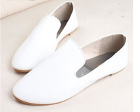 2014 Korean version of the candy-colored shoes flattie Flats Pumps sweet casual shoes boat shoes