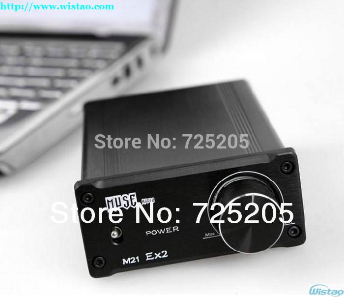 Аудио усилитель OEM HIFI ClassT TA2021 2X25W Bk WTA2021 радиоприемник 25 hifi 25w