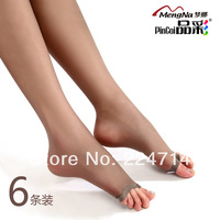 Mona wire spring and summer ultra-thin open toe open toe socks sexy rompers female stockings