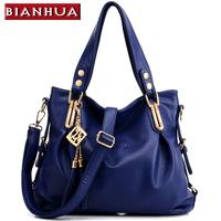 2014 women's handbag fashion all-match women's handbag shoulder bag messenger bag big bags