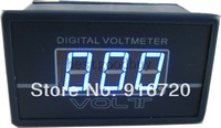 blue digital voltmeter voltage panel meter volt gauge AC Power Monitor AC 0-599V