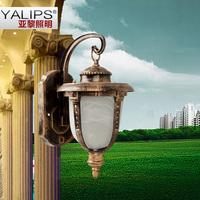 Outdoor lamp fashion wall lamp fishing lamp waterproof balcony wall lights vintage lamp led  fashion style