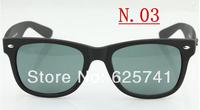 10pcs\lot RB2140 wayfarer sunglasses men women High quality  brand rb  sunglasses fashion classic name brand can choose no box