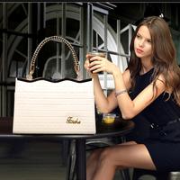 Aisiqi 2014 summer small plaid bags female women's handbag fashion handbag