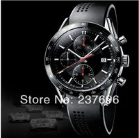 Free shipping T--G RS New 2014 Luxury Mens Automatic Watch + Box & Vintage watch & watches Men &automatic watches & Wristwatch