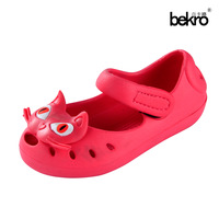 Card small hole shoes the cat shoes casual sandals male girls shoes