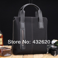 New business man bag, Korean version of casual business briefcase, canvas bags