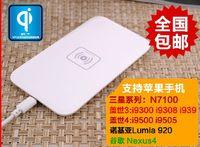 Qi Wireless Charger cargador inalambrico Transmitter Pad AC charging Mat for Samsung Galaxy S3 S4  Note3 LG Google Nexus 4 5