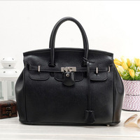 2014 Super stars loves vintage decorative padlock women totes handbag Many colors