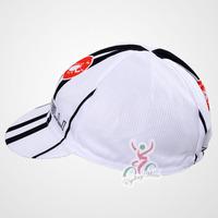 castelli CAS whte Cycling Headband Team hat Cap cycle pirates hood Bike bicycle sweat fashing Btwin