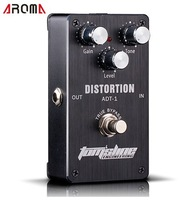 Free shipping Tomsline ADT-1 Distortion True bypass guitar effect pedal