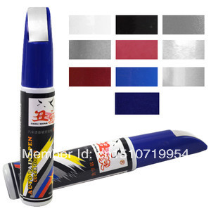 Auto Car Scratch Remover Repair Clear Touch Up Professional Paint Pen 12ml A621 84yN3(China (Mainland))