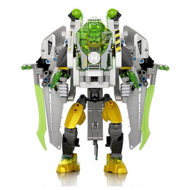 Decool Super Hero Factory 5.0 JET ROCKA 10388 Building Blocks Sets 290pcs Legoland Action Figures DIY Construction Bricks Toys(China (Mainland))
