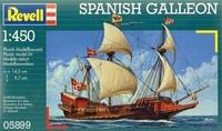 Revell eponymous 05899 spanish galleon
