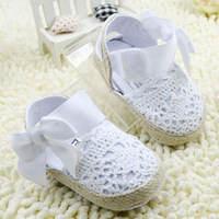 Free shipping wholesale fashion baby new style infant shoes 6pairs/lot for 3sizes