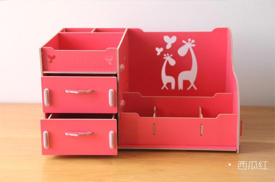 Creative Makeup Storage Makeup Desktop Storage Box New