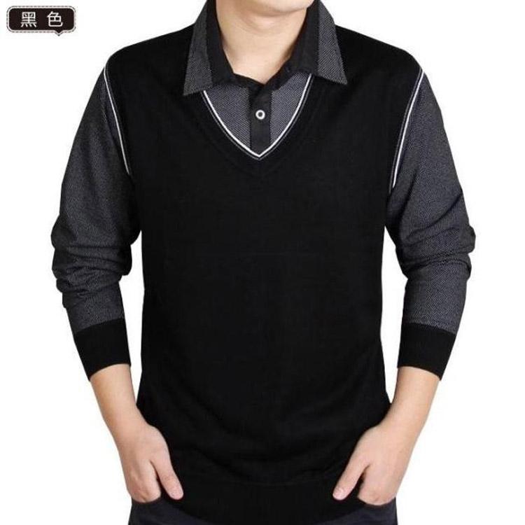 Мужской пуловер quinquagenarian