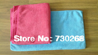 Free Shipping Wholesale 40X90cm 280gsm Microfiber &Micro fibre BathTowel Hair Drying Towel Quick Dry cloth Soft Shower