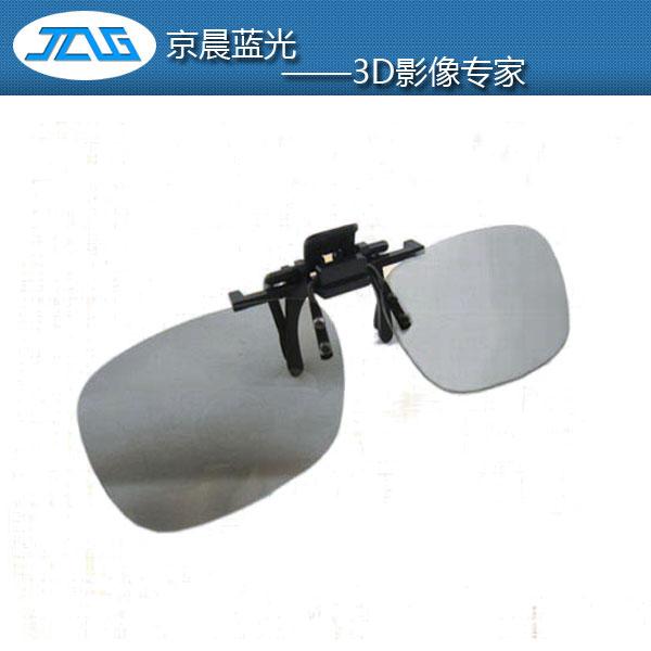 Circular polarized 3d tv myopia clip 3d(China (Mainland))