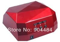 6 Colors For Choose 36W Led Lamp Nail Art UV Light 100-240V EU & US Plug Fast Dryer Curing Lamp Wholesale 625