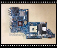 Free shipping 665341-001  for HP PAVILION DV6 DV6T-6000 DV6-6000  laptop logic board Intel non-integrated 8 video card test well