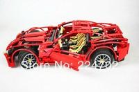 Hot commodity! Decool559GTB 1:10 3333 super car parts 1322 PCS children enlightenment education toys, DIY puzzle toys