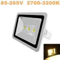 Free Shipping! AC85V-265V LED Flood lights Warm White 150W CE ROHS LED Floodlight Waterproof IP66