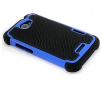 Rugged Armor Heavy Duty Hybrid Hard Case Cover For HTC ONE X AT&T