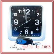 wholesale wall clock hidden camera