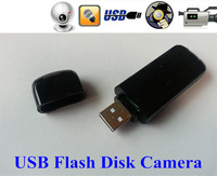 2014 New Mini HD U8 USB Disk Spy Hidden Camera DV DVR With Motion Detector