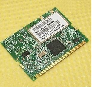 BroadCom BCM94306 BCM4306 Mini PCI Wireless WiFi Card 2.4GHz BCOM(China (Mainland))