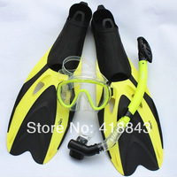 HOT Snorkel triratna submersible mirror full dry breathing tube beam set
