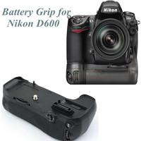 Vertical Battery Grip Holder For Nikon D600 DSLR Camera EN-EL15 as MB-D14