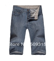 2014 New Summer Fashion Men's Short Jeans Trousers 100% Cotton men jeans plus-size denim shorts men's pants Size:28-46