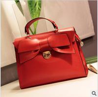 Sistance 2014 ladies sweet butterfly women's handbag bag handbag messenger bag
