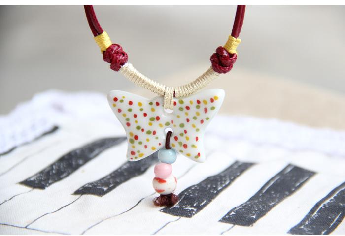 Porcelain Pendants Beads Porcelain Pendant Beads