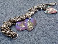 Tamron special wholesale bracelet jewelry guitarist essential paddles 2pcs/lots