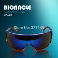 Free shipping,fashion classic reflective von zipper bionacle sunglasses,sport casual cycling eyewear,14 colors,no box