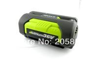 Genuine Ryobi BPL3626 36v Lithium-Ion Battery 2.6 Ah