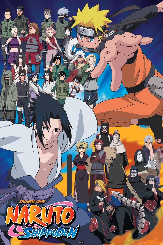 Naruto Shippuuden 392 PL HD