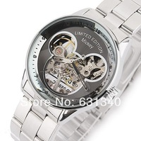 Ms 2014 mickey watch female table, hollow out women dress fashion watches
