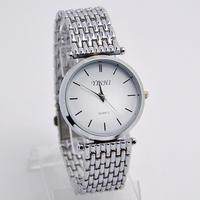 Wholesale Stainless Steel women wristwatches ladies fashion quartz watch Women dress watches SQW83
