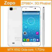 ZOPO ZP980+ MTK6592 1.7GHz Octa Core Smart Phone 5.0 inch FHD IPS Capacitive Screen RAM 1GB + ROM 16G Dual SIM B