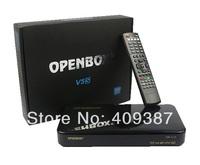 Free shipping 5pcs/lot 100% original openbox v5s satellite receiver full hd pvr, openbox v5s original
