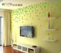 Series diy wall stickers flower